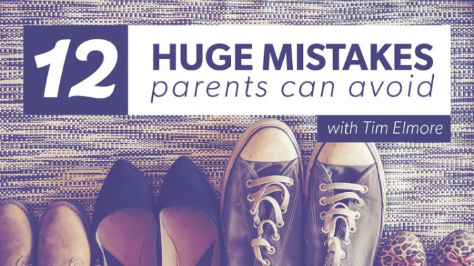 12 Parenting Mistakes
